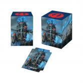 Guilds of Ravnica - Izzet League PRO 100+ Deck Box for Magic