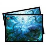 Magic: the Gathering Ultimate Masters (UMA) Dark Depths Standard Deck Protectors (100 ct.)