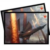Magic: the Gathering Ultimate Masters (UMA) Seismic Assault Standard Deck Protectors (100 ct.)