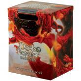 Boxed 100ct Black Standard Deck Protectors