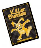 Killer Bunnies Quest Unsigned Rulebook