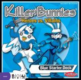Killer Bunnies: Heroes Vs. Villains - Blue Starter