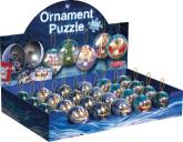 Holiday Ornament Puzzle: 24-Unit Display