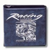 """3"""" Blue Racing Album"""