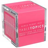 TableTopics: Girls Night Out