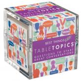 TableTopics: Best Things Ever