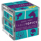 TableTopics: Geek POP!