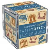 TableTopics: Destination Anywhere