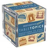 TableTopics: Destination Anywhere